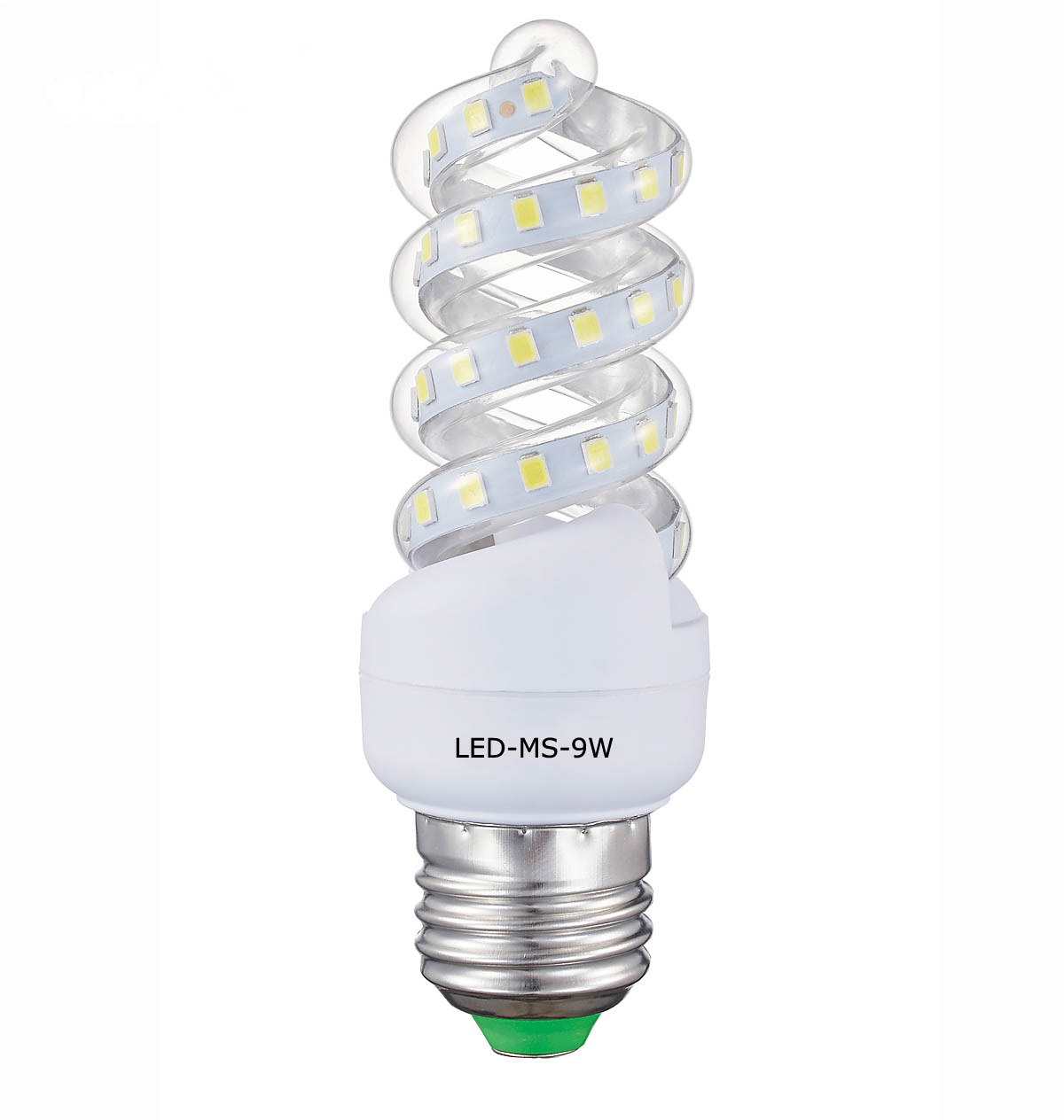LED mini spiral lamp 9W