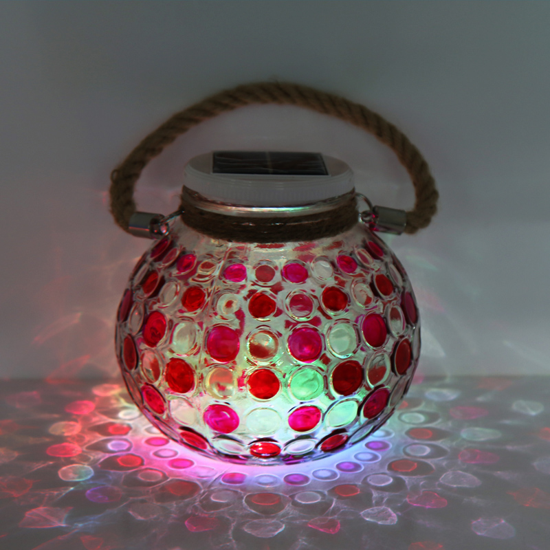 LED soalr jar light-2