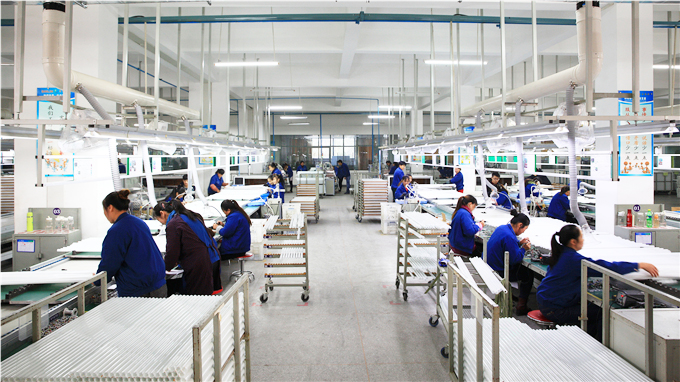 LED Tubes production lines