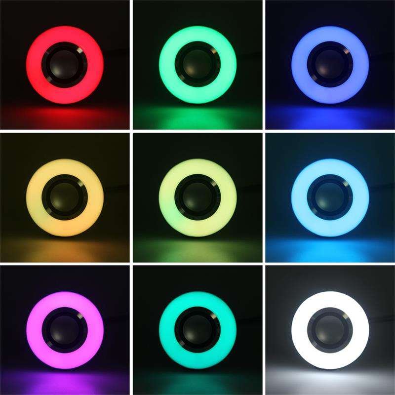 LED stage small pretty waist bluetooth music lamp high allocation 12w