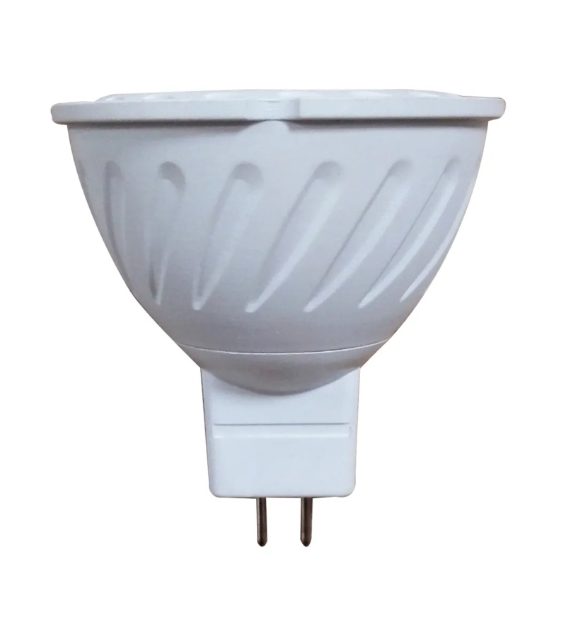 LED Bulb MR16 5W 450lm for Ceiling Indoor Decorations Beam Angle 60 Degree
