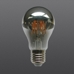 LED filament reflective bulbs