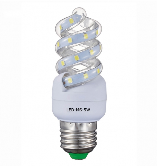 Low price LED bulb mini spiral 9W
