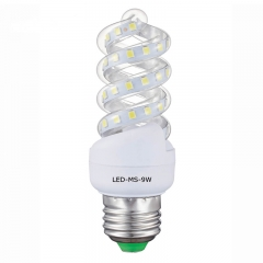 LED Corn lamp mini spiral 9W