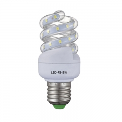 LED Corn lamp spiral 5W