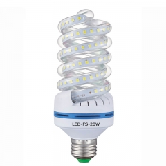 LED Corn lamp spiral 20W
