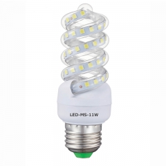 LED Corn lamp mini spiral 11W
