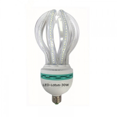 LED Corn lamp Lotus 30W