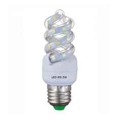 LED Corn lamp mini spiral 5W