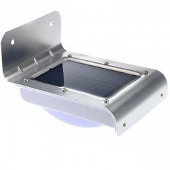 Outdoor LED Solar wall light