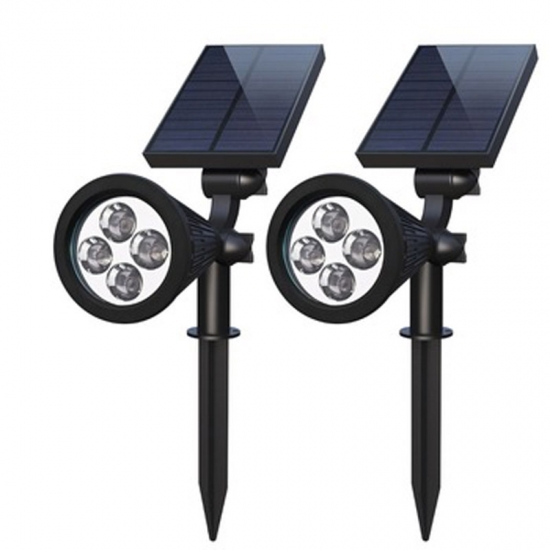 New Outdoor LED Solar lawn light 2W