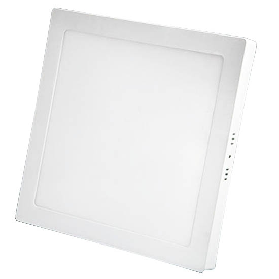 Surface Square Panel Light from 6W to 24W