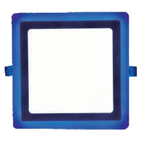Color changing Square panel light 3W to 18W