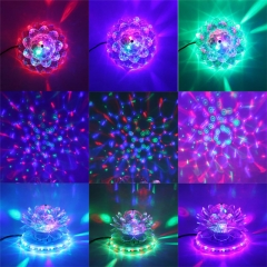 Sun Lotus stage light
