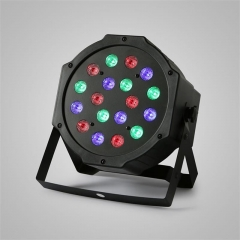 Colorful stage RGB 18 lamp