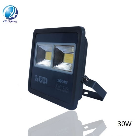 LED park square factory garden war wolf floodlight SMD
