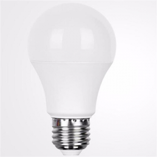 New product LED A60 color temperatures adjustable Bulb CCT Three In One 12w