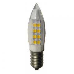 LED G9 lamp E14 base