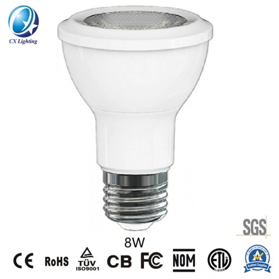 LED Lighting LED Spotlight PAR20 COB 8W