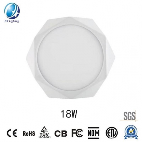 LED Rhombus Surface Panellight 18W 1260lm 260mm